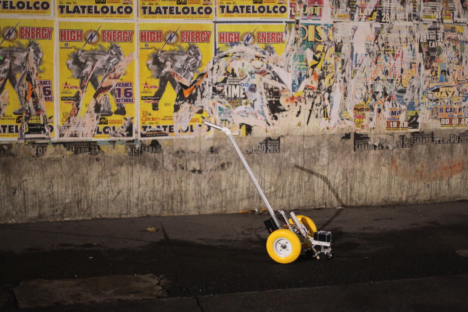Cociclo, by Alexander Castonguay